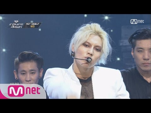 [STAR ZOOM IN] TAEMIN - Danger [M COUNTDOWN Ep.390] 160304 EP.50