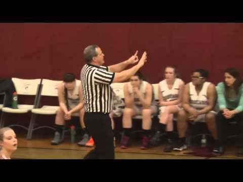 NCCS - Beekmantown Girls  1-26-16