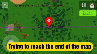 Trying to Reach The End - Block Craft 3d: Building Simulator Games for Free screenshot 2