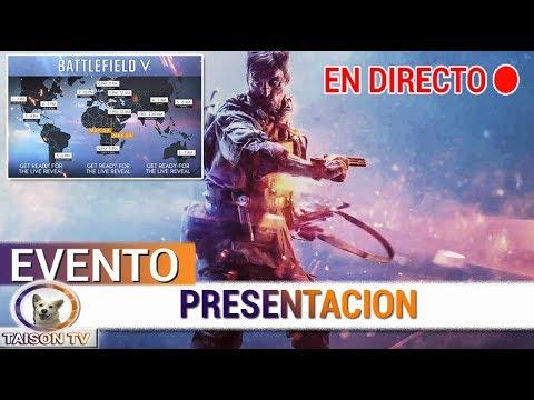Battlefield V Evento de Presetación Traducido a español