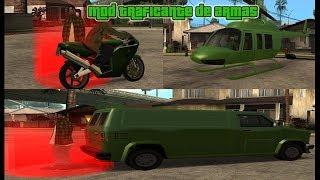 GTA San Andreas - Descargar e instalar el Mod Traficante de armas