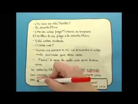 Análisis e Interpretación de Textos | Doovi