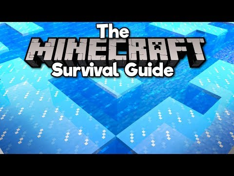 How To Farm Ice! ▫ The Minecraft Survival Guide (Tutorial Lets Play) [Part 91]