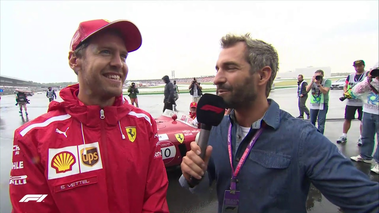 F1: LIVE at the 2019 German Grand Prix - YouTube