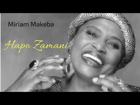 Hapo Zamani - Miriam Makeba (New)