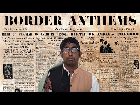 Border Anthems - Pak Sar Zameen & Jana Gana Mana