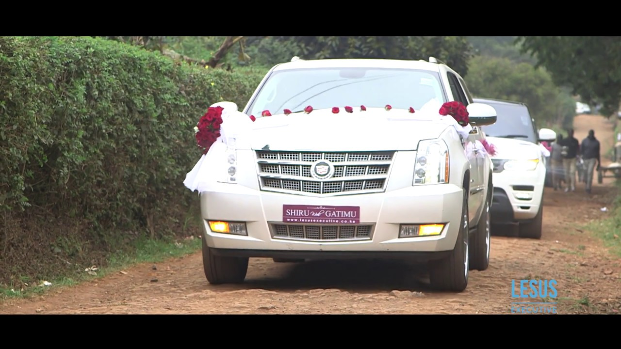 An All White Affair Wedding Cars Youtube