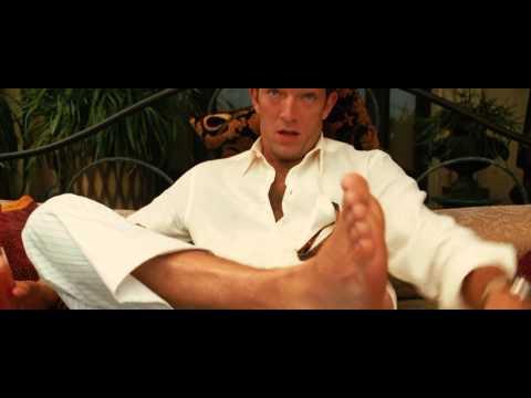 Vincent Cassel's Feet Ocean's Twelve