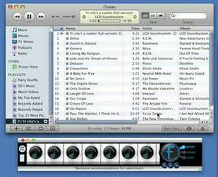 Quickest way to build a playlist in iTunes ever!