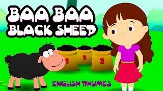 Baa Baa Black Sheep - Kindergarten Nursery Rhymes   Popular Nursery Rhymes   Koo Koo TV