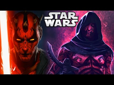 Can Darth Maul Use Force Lightning? - Star Wars Explained