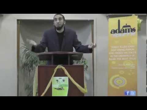 The Future of Youth Activism - Nouman Ali Khan