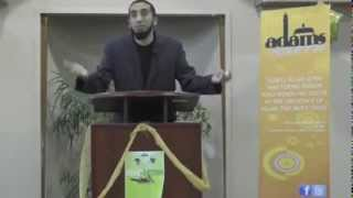 The Future of Youth Activism - Nouman Ali Khan