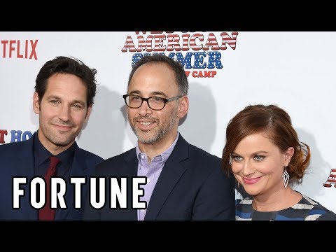 David Wain Talks New Film, Career, and Netflix Vs. Theatrical Release I Fortune