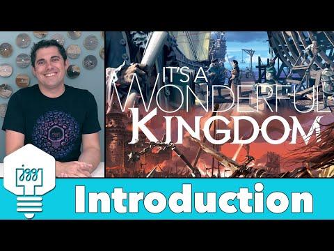 Introducing - It's A Wonderful Kingdom