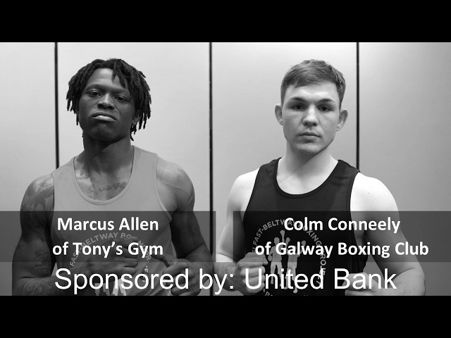 Belfast Beltway Boxing Classic DC 2018 Bout 9