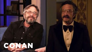 "Marc Maron Shot ""GLOW"" At A Seedy Hotel - CONAN on TBS"