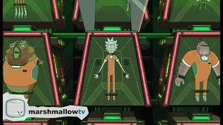 Rick and Morty - Die Festnahme von Rick Sanchez [deutsch, german]
