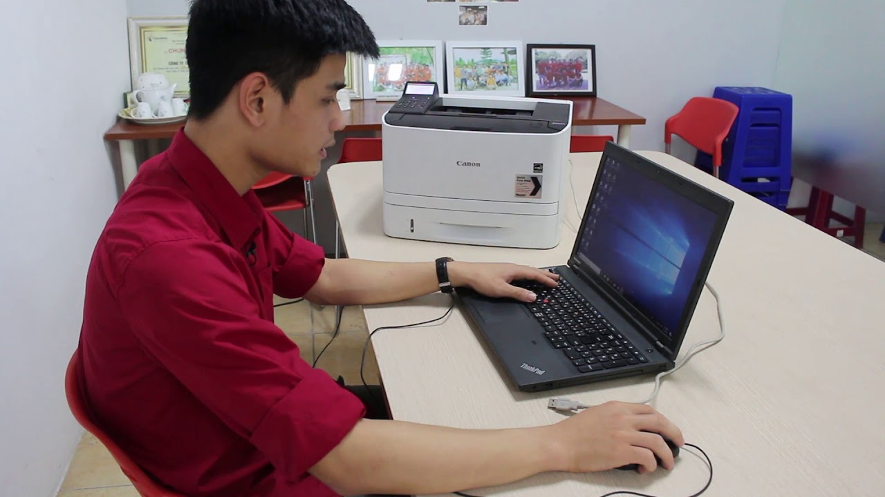 Máy in không kết nối được với máy tính – Máy in bị offline – Vietbis.vn