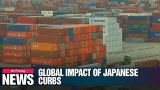 Japan widening export curbs will also hurt global economy in long run