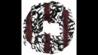 Женские шарфы и платки брендовые