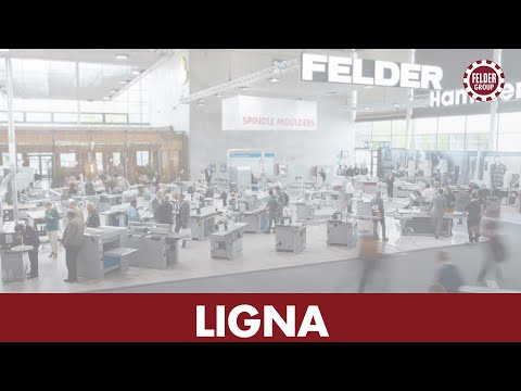 LIGNA 2013: Messe Highlights