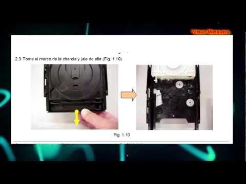 HCD-GT*** como reparar mecanismo | Repair, Assembly & Dissasembly mechanism GT***