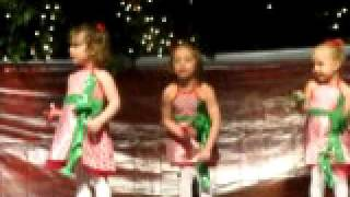 Ava's Tap Dance - The Peppermint Twist