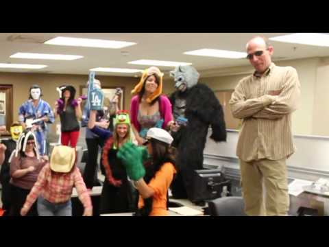 Lawyers Title of Nevada gets on their Harlem Shake