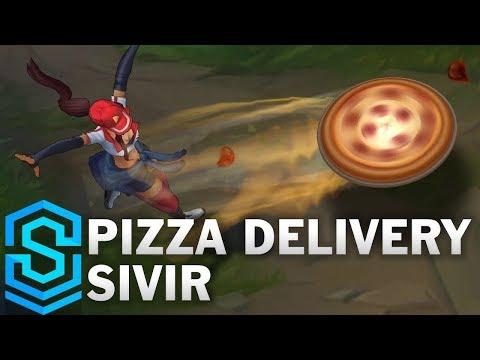 Forget Gg Mf Im Getting Pizza Sivir