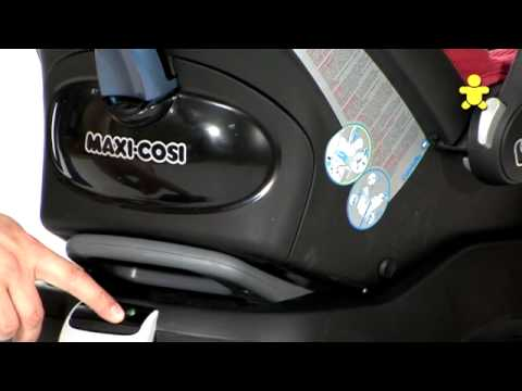 Maxi Cosi Cabriofix Car Seat Familyfix Base Pt2 Bella Baby