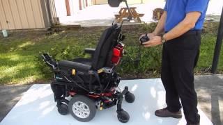 Quantum Edge HD With Tilt, Recline, Electric Legs