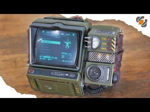 FALLOUT Pip Boy 2000 mk VI - Mod + Repaint
