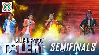 Pilipinas Got Talent Season 5 Live Semifinals: Next Option - Boy Band
