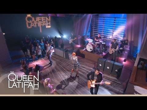 Paramore Performs 'Still Into You' on The Queen Latifah Show
