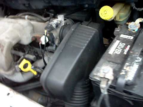 2000 DODGE CARAVAN 24L ENGINE 042652 YouTube – Dodge Caravan Engine Diagram Egr