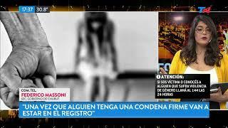 Chubut: crearon un registro online de violadores