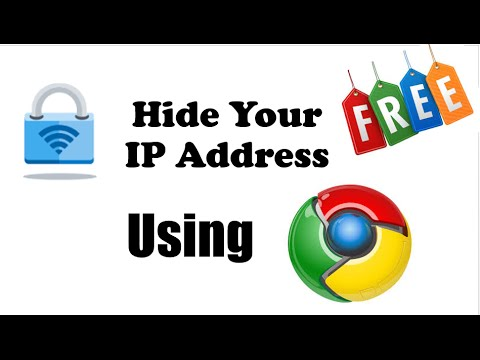 How to Hide IP Address by Google Chrome