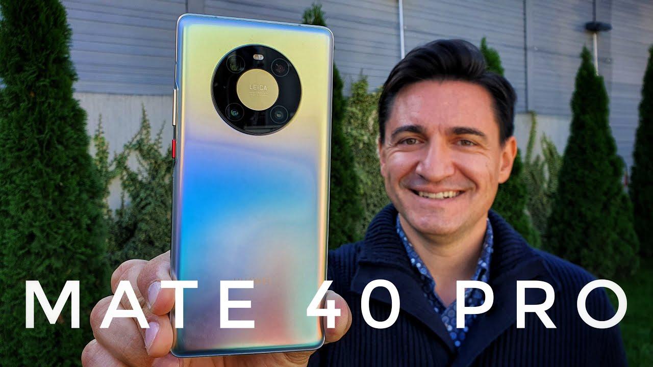 Huawei Mate 40 Pro - Prim Contact
