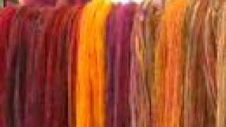 Bellingham Market - Hand Spun Yarn