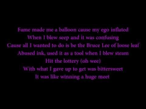 Eminem ft Rihanna - The Monster (with Lyrics on Screen)