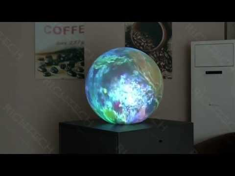 Projection Globe, Projection Ball from RichTech System