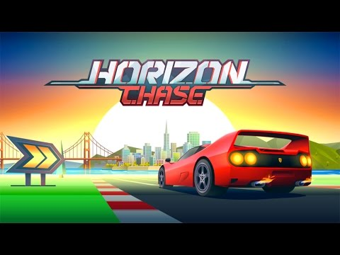 HORIZON CHASE - GAMEPLAY IOS/ANDROID