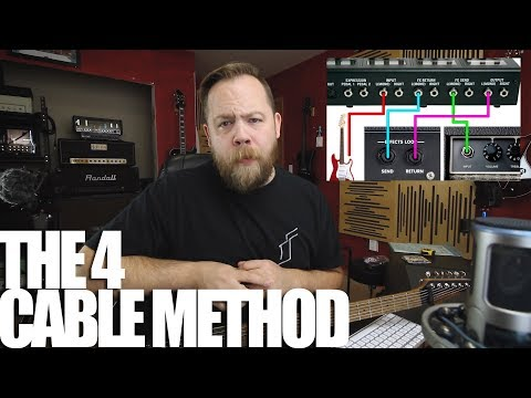 Tutorial: The 4 Cable Method