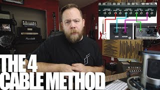 Tutorial: The 4 Cable Method 2017 Video