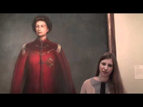 The Queen: Art and Image National Portrait Gallery, London