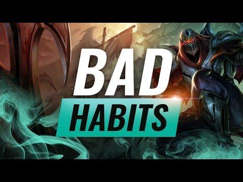 Low Elo Bad Habits: Minion Wave Management  - League of Legends Season 9 Tips