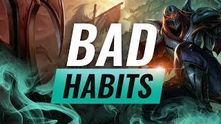 Low Elo Bad Habits: Minion Wave Management  - League of Legends Season 9 Tips