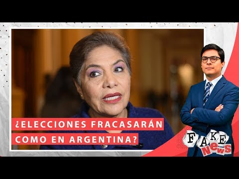 ¿Las elecciones internas fracasaron en Argentina como dice Luz Salgado? - Fake News