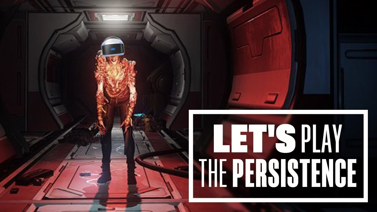 Let's Play The Persistence - IN SPACE, EVERYONE CAN HEAR IAN YELP!